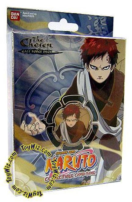 Naruto Card Game Chosen Gaara's Gale Force Theme Deck [Deck B]