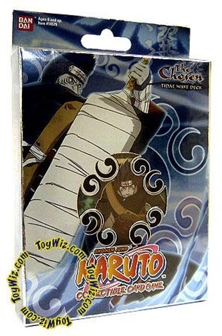 Naruto Card Game Chosen Kisame's Tidal Wave Theme Deck [Deck B]