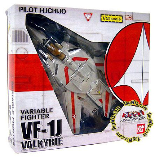 Macross Transformable VF-1J Valkyrie Model Kit [Ichijo]