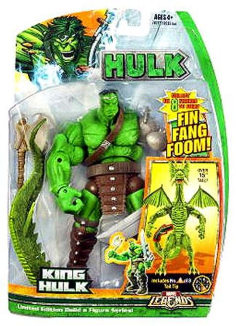 Marvel Legends King Hulk Action Figure