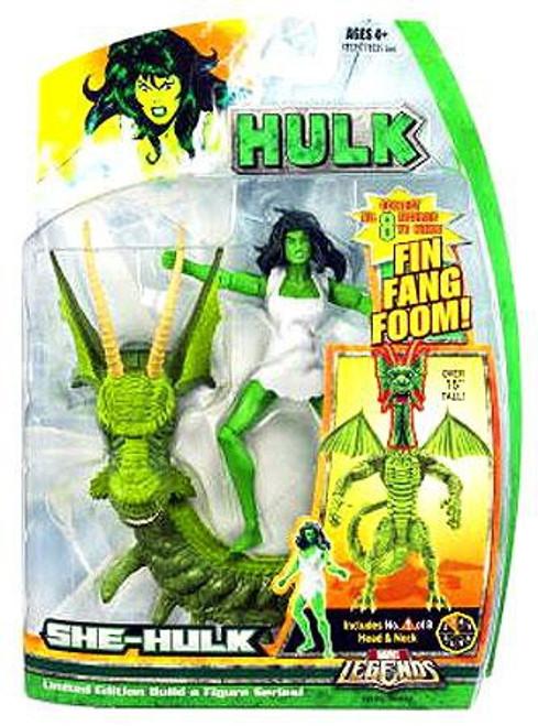 Marvel Legends She-Hulk Action Figure