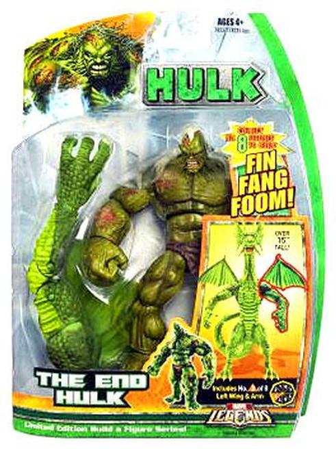 Marvel Legends The End Hulk Action Figure