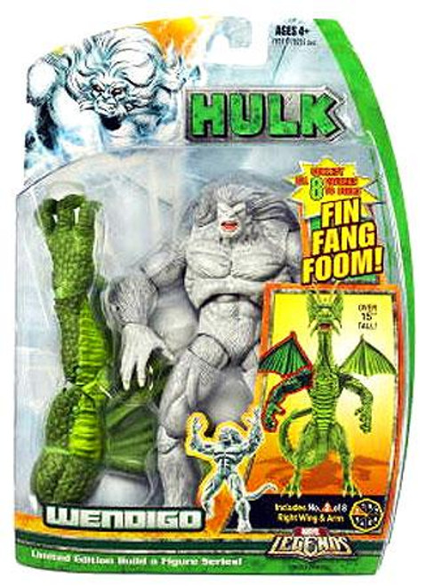 Marvel Legends Hulk Wendigo Action Figure