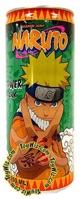 Naruto Jump Jutsu Power Energy Drink