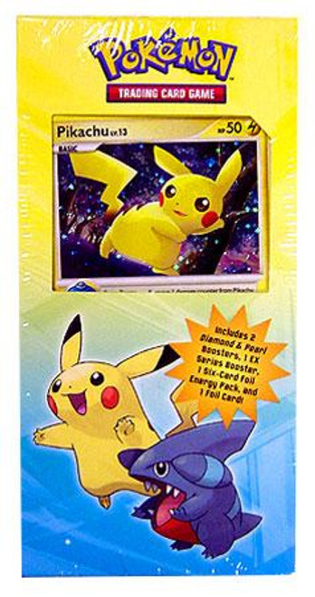 Pokemon Diamond & Pearl #1 Power Pack Set [Sealed]