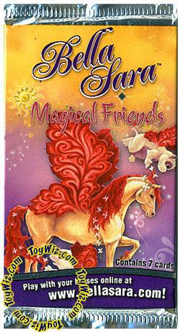Bella Sara Magical Friends Booster Pack