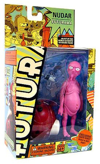 Futurama Series 4 Nudar Action Figure