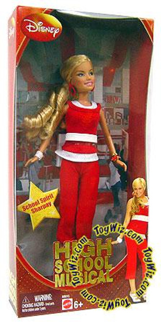 Disney High School Musical School Spirit Sharpay Doll