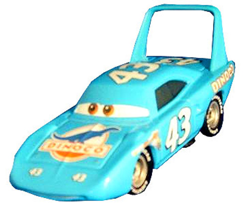 Disney Cars Speedway of the South No. 43 The King Exclusive Diecast Car