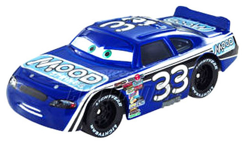 Disney Cars Speedway of the South No. 33 Mood Springs Exclusive Diecast Car