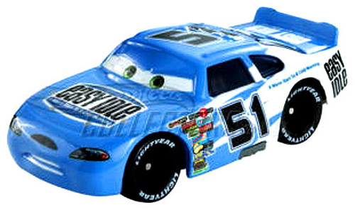 Disney Cars Speedway of the South No. 51 Easy Idle Exclusive Diecast Car