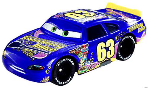 Disney Cars Speedway of the South No. 63 Transberry Juice Exclusive Diecast Car