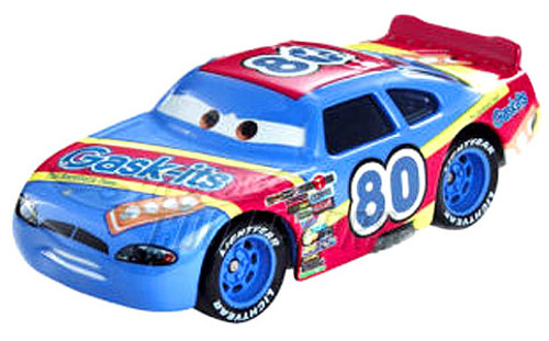 Disney Cars Speedway of the South No. 80 Gask-Its Exclusive Diecast Car