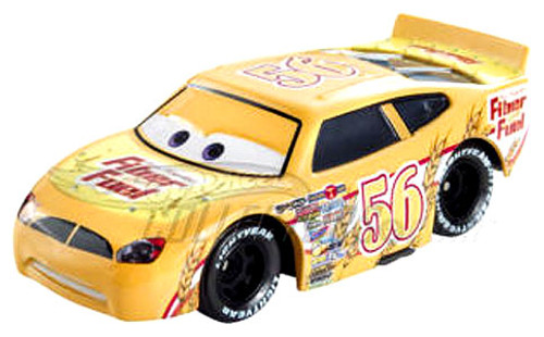 Disney Cars Speedway of the South No. 56 Fiber Fuel Exclusive Diecast Car