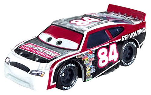 Disney Cars Speedway of the South No. 84 Re-Volting Exclusive Diecast Car