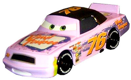 Disney Cars Speedway of the South No. 76 Vinyl Toupee Exclusive Diecast Car
