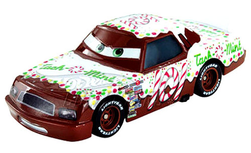 Disney Cars Speedway of the South No. 101 Tach-O-Mint Exclusive Diecast Car