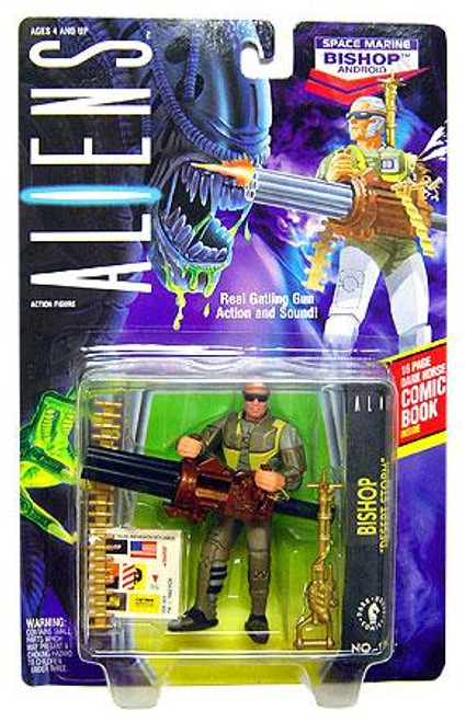 Aliens Space Marine Bishop Android Action FIgure