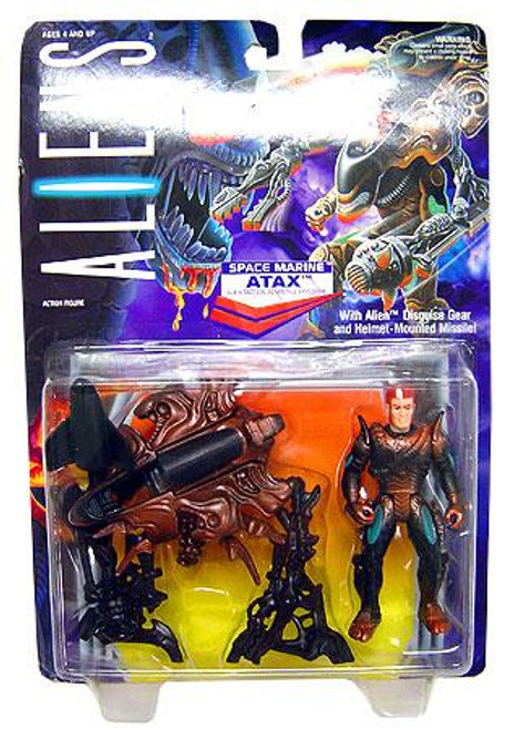 Aliens Space Marine ATAX Action FIgure