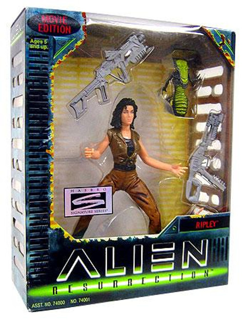 Alien Resurrection Signature Series Ripley Action FIgure