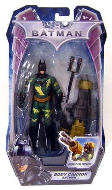 The Dark Knight Batman Action Figure [Body Cannon]