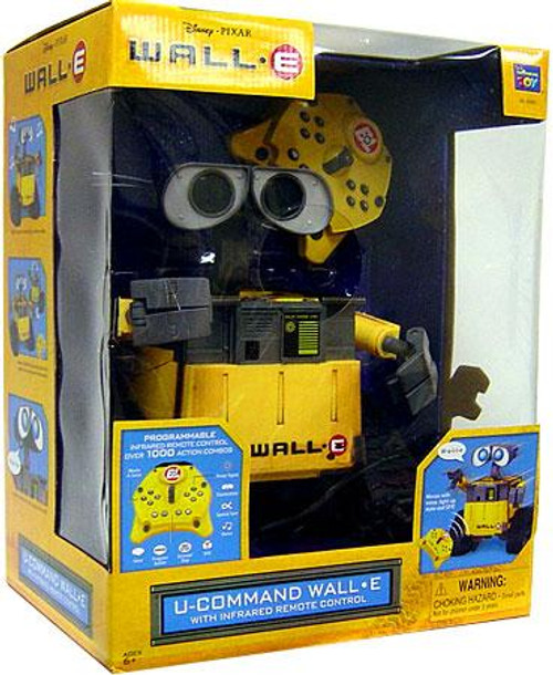 Disney / Pixar U-Command Wall-E 10-Inch Remote Control Robot