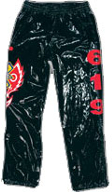 WWE Wrestling WCW Rey Mysterio Replica Pants [Black]