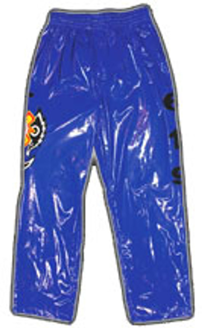 WWE Wrestling WCW Rey Mysterio Replica Pants [Blue]