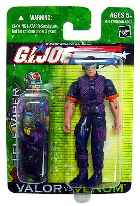 GI Joe Valor vs. Venom Tele-Viper Action Figure