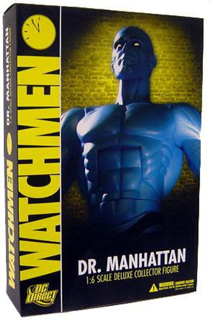 DC Watchmen Dr. Manhattan 1/6 Collectible Figure