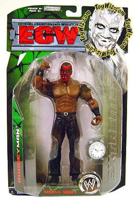 ECW Wrestling ECW Series 4 Boogeyman Action Figure