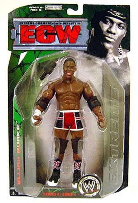 ECW Wrestling ECW Series 4 Elijah Burke Action Figure