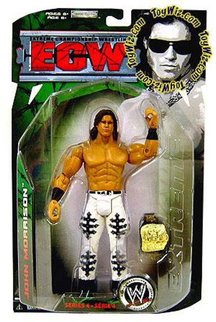 ECW Wrestling ECW Series 4 John Morrison Action Figure
