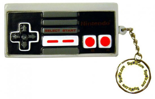 Nintendo Controller Keychain [Foam]