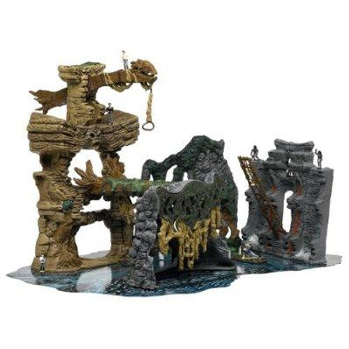 King Kong Skull Island Playset