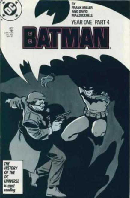 Batman Comic Book #407