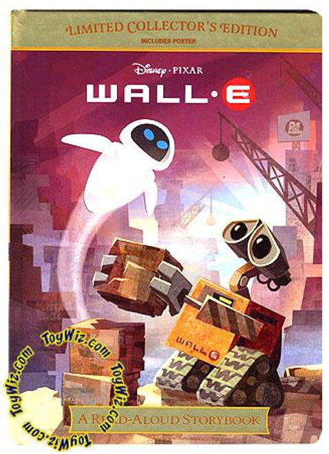 Disney / Pixar Wall-E Read-Aloud Story Book