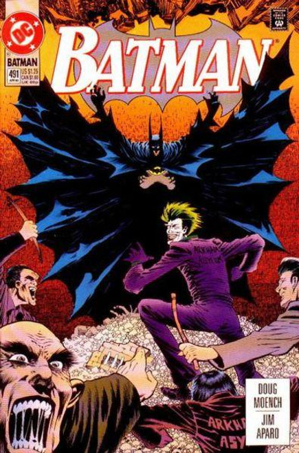 Batman Comic Book #491