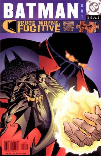Batman Comic Book #601
