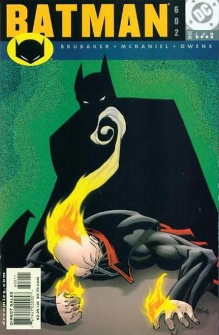Batman Comic Book #602