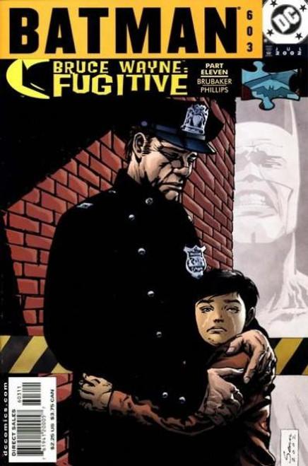 Batman Comic Book #603