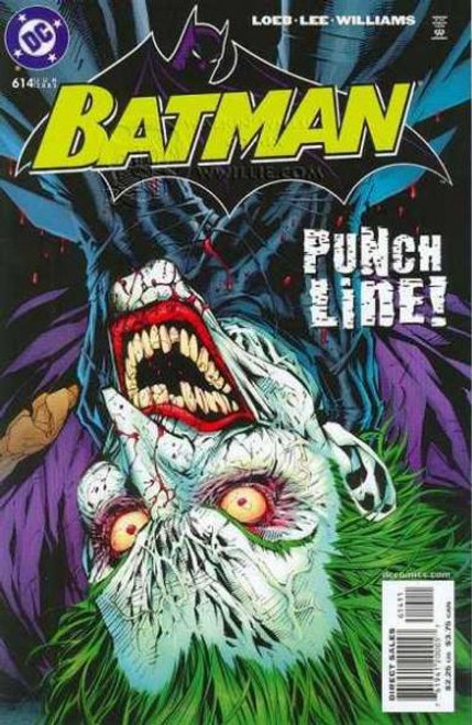 Batman Comic Book #614