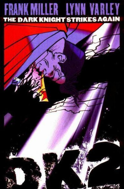 Batman: The Dark Strikes Again Comic Book #2