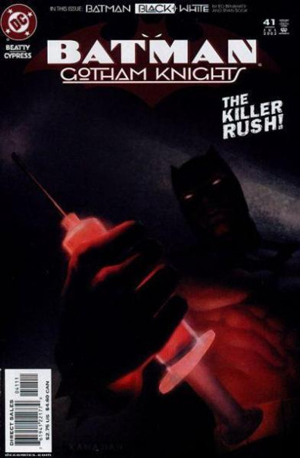 Batman: Gotham Knights Comic Book #41