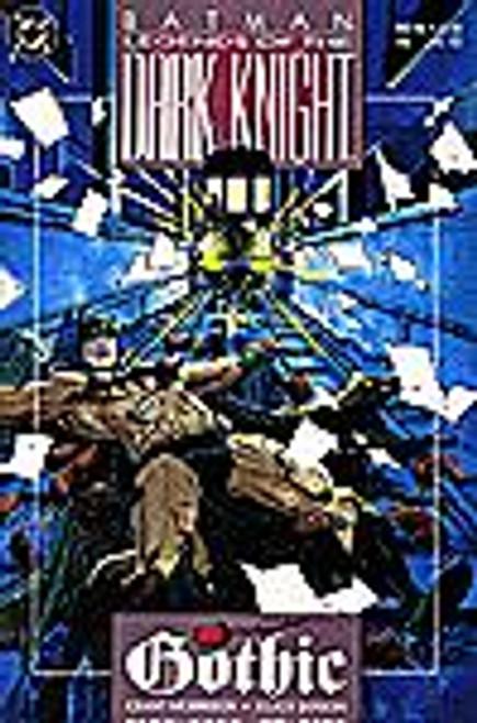 Batman: Legends of the Dark Knight Comic Book #10