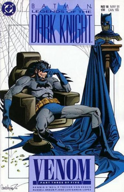 Batman: Legends of the Dark Knight Comic Book #18