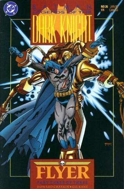 Batman: Legends of the Dark Knight Comic Book #26