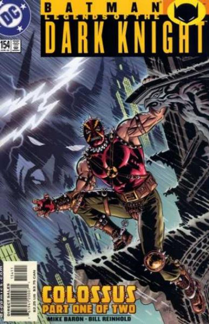 Batman: Legends of the Dark Knight Comic Book #154