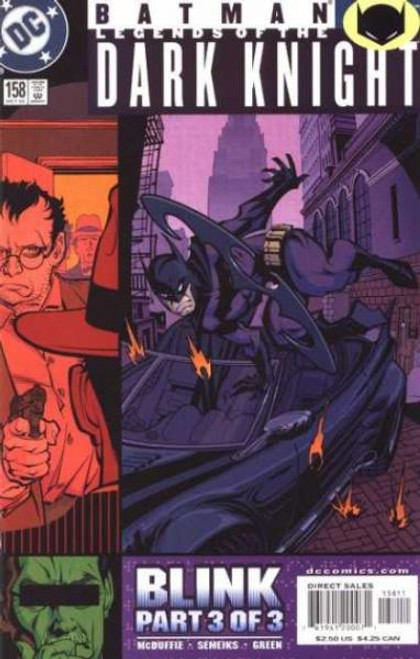Batman: Legends of the Dark Knight Comic Book #158