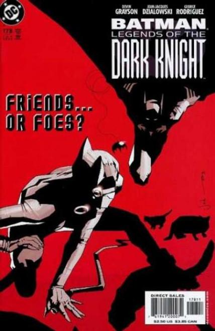 Batman: Legends of the Dark Knight Comic Book #178